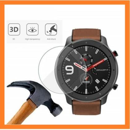 Tempered Glass for Xiaomi Amazfit GTR 47mm / 42mm  - Screen Protector Anti-scratch Ultra Thin 0.3mm