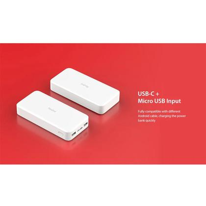 Xiaomi Redmi Powerbank 20000mah Fast Charging (PB200LZM)