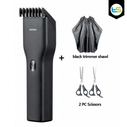 ENCHEN Boost Hair Clipper Trimmer Electric Shaver Rechargeable Children Adult Easy Use Safe