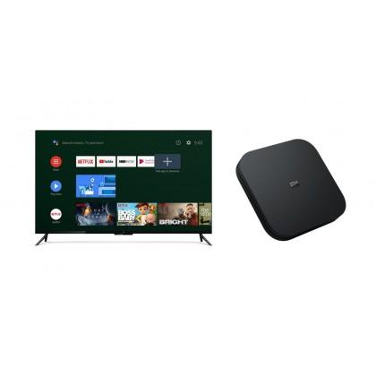 [Global version] Xiaomi Mi Box S TV 4K Android TV Box Media Streaming Player