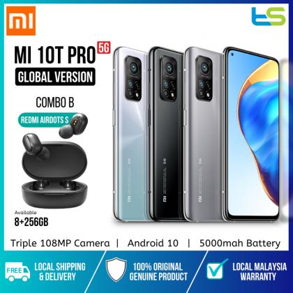 Xiaomi Mi 10T Pro 5G 8+256GB Android 10 Smartphone