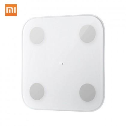 Xiaomi Mi Smart Weighing Scale Body Fat Composition 2 (XMTZC05HM) Mi Fit App BMI Health Weight