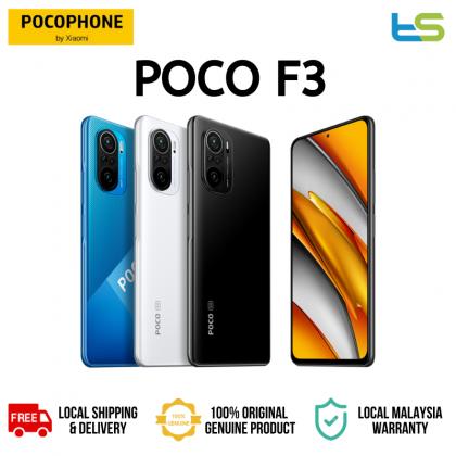 Xiaomi Pocophone Poco F3 6+128GB   8+256GB Android 11 Smartphone