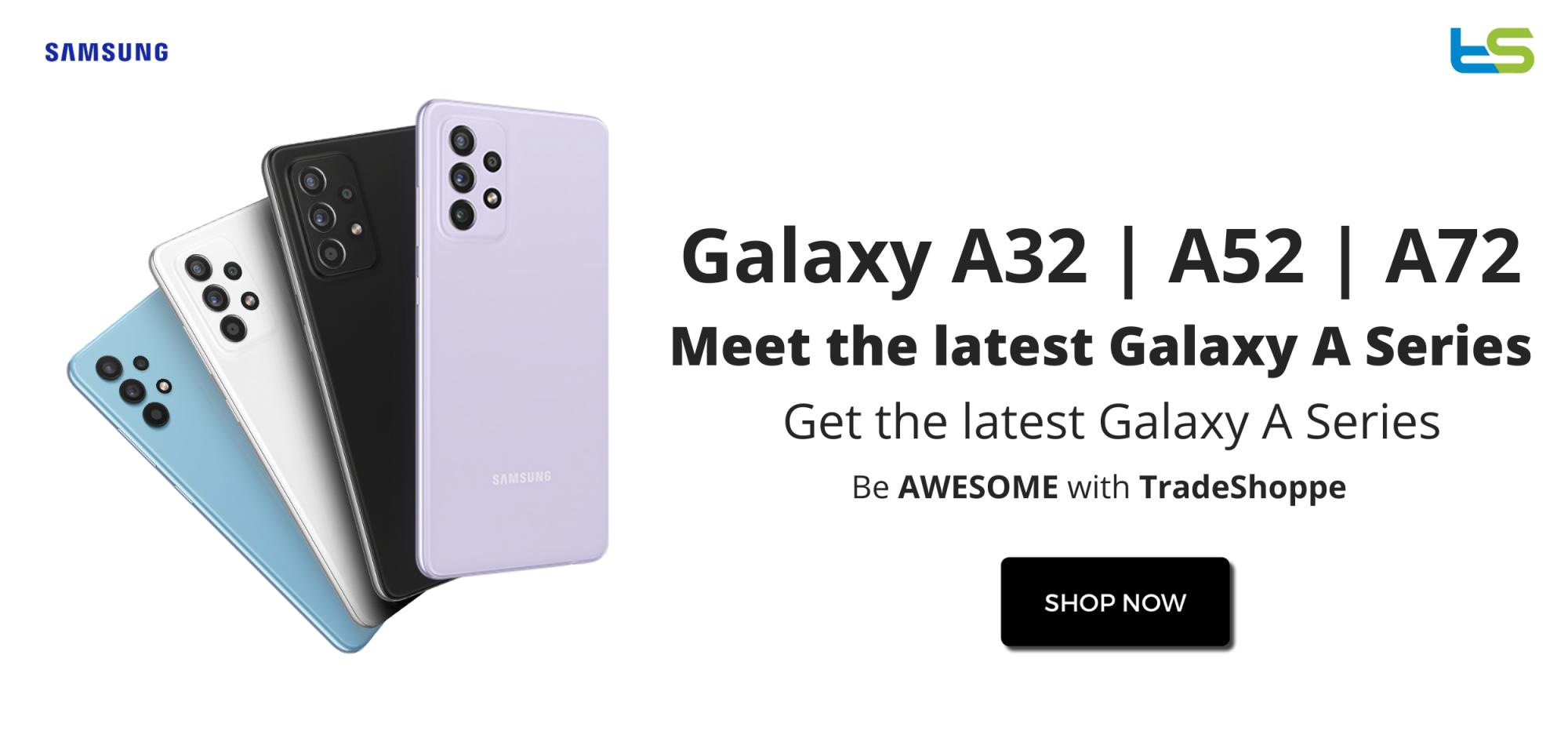 Galaxy A Series 1